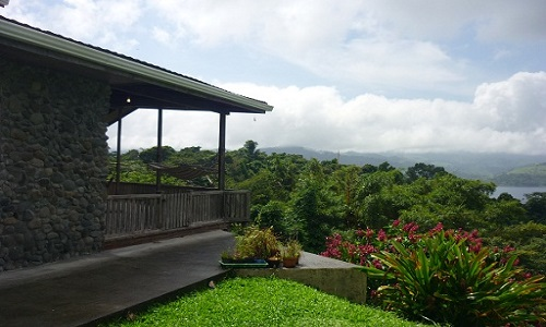 Arenal Home View