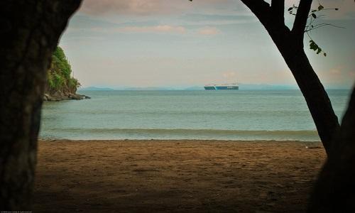 Playa Dona Ana beach view