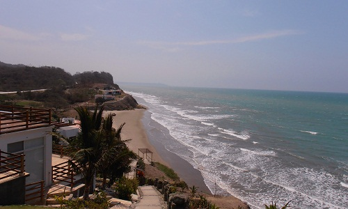 Ecuador affordable beach condo