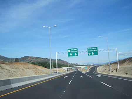 Costa Rica highway